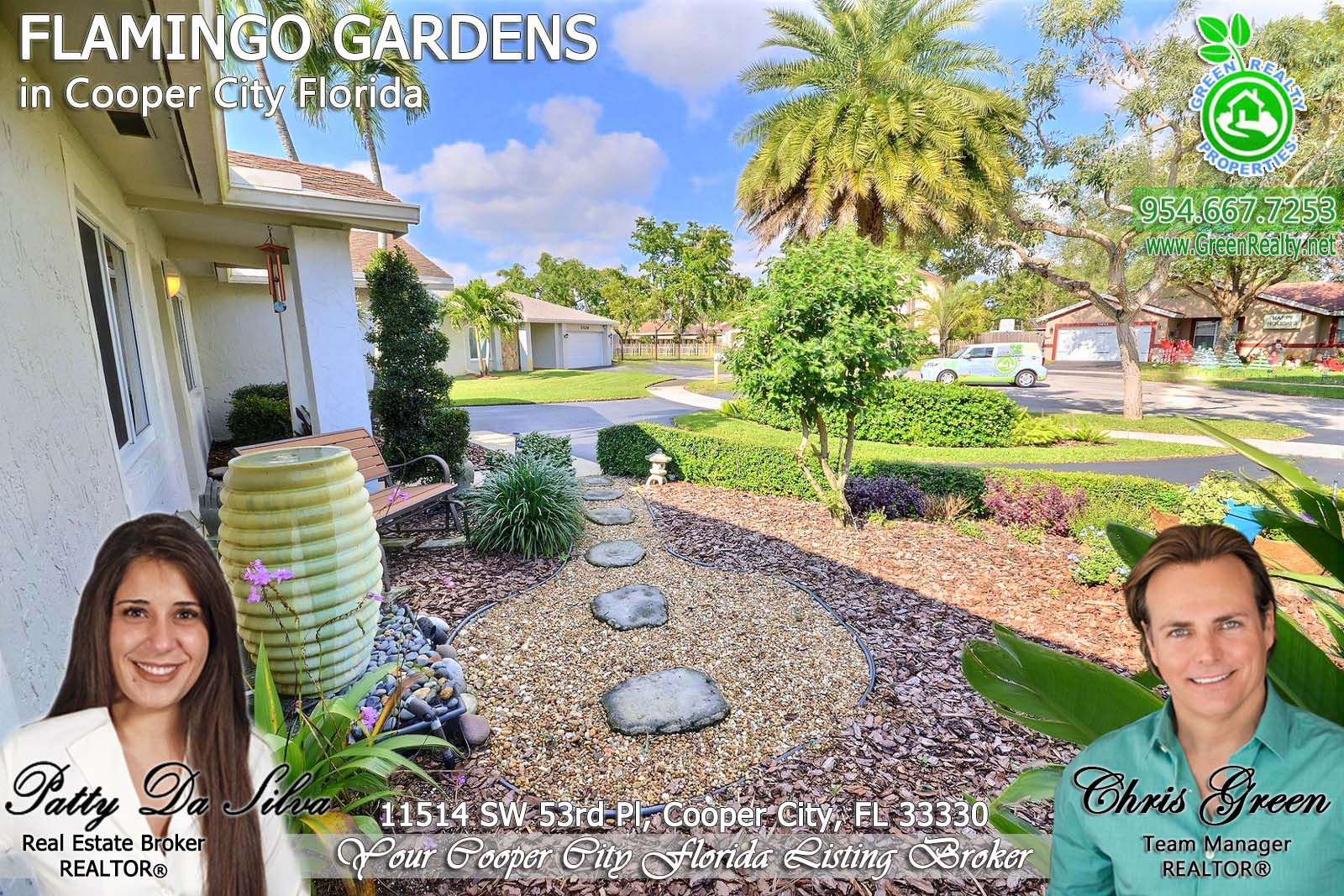 3 Cooper City Falmingo Gardens