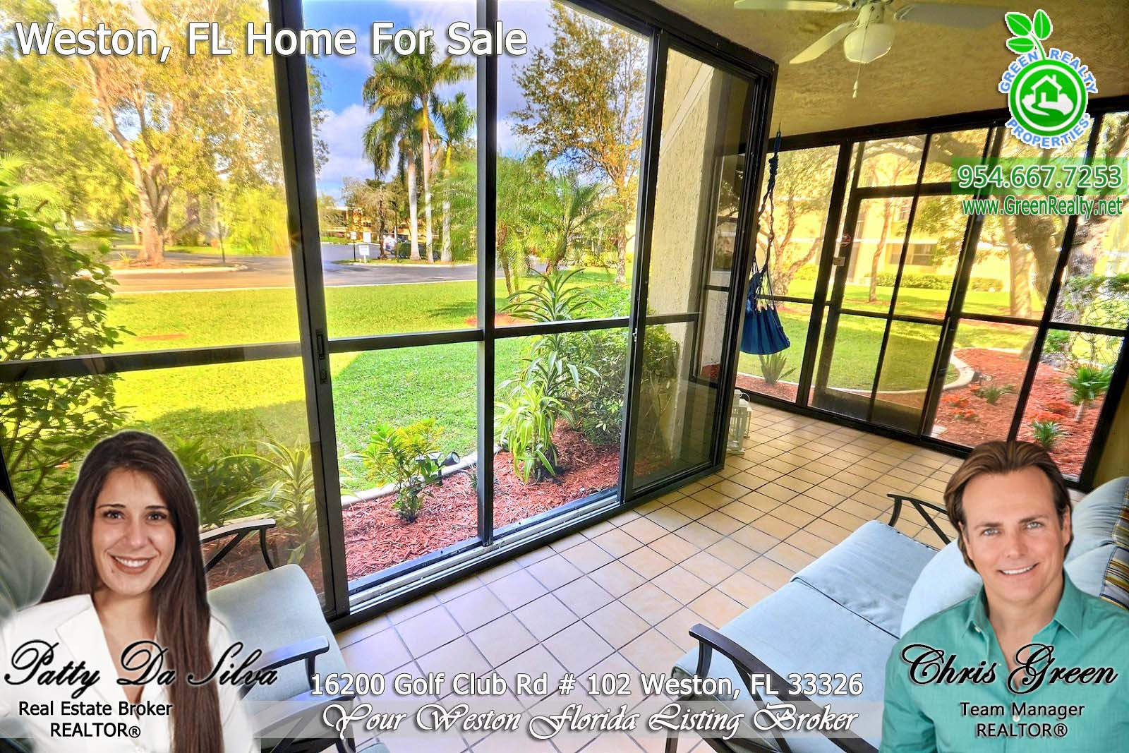 1 16200 Golf Club Rd, Unit 102, Weston FL 33326 (19)