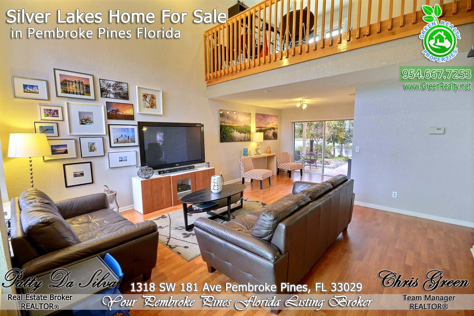 3 Pembroke Pines Real Estate in Silver Lakes (5)
