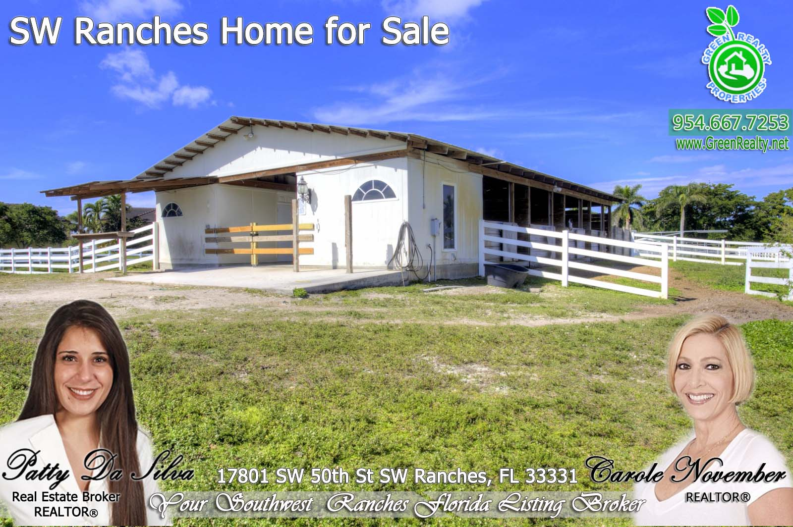 45 Equestrian Real Estate in Southwest Ranches FL (1)