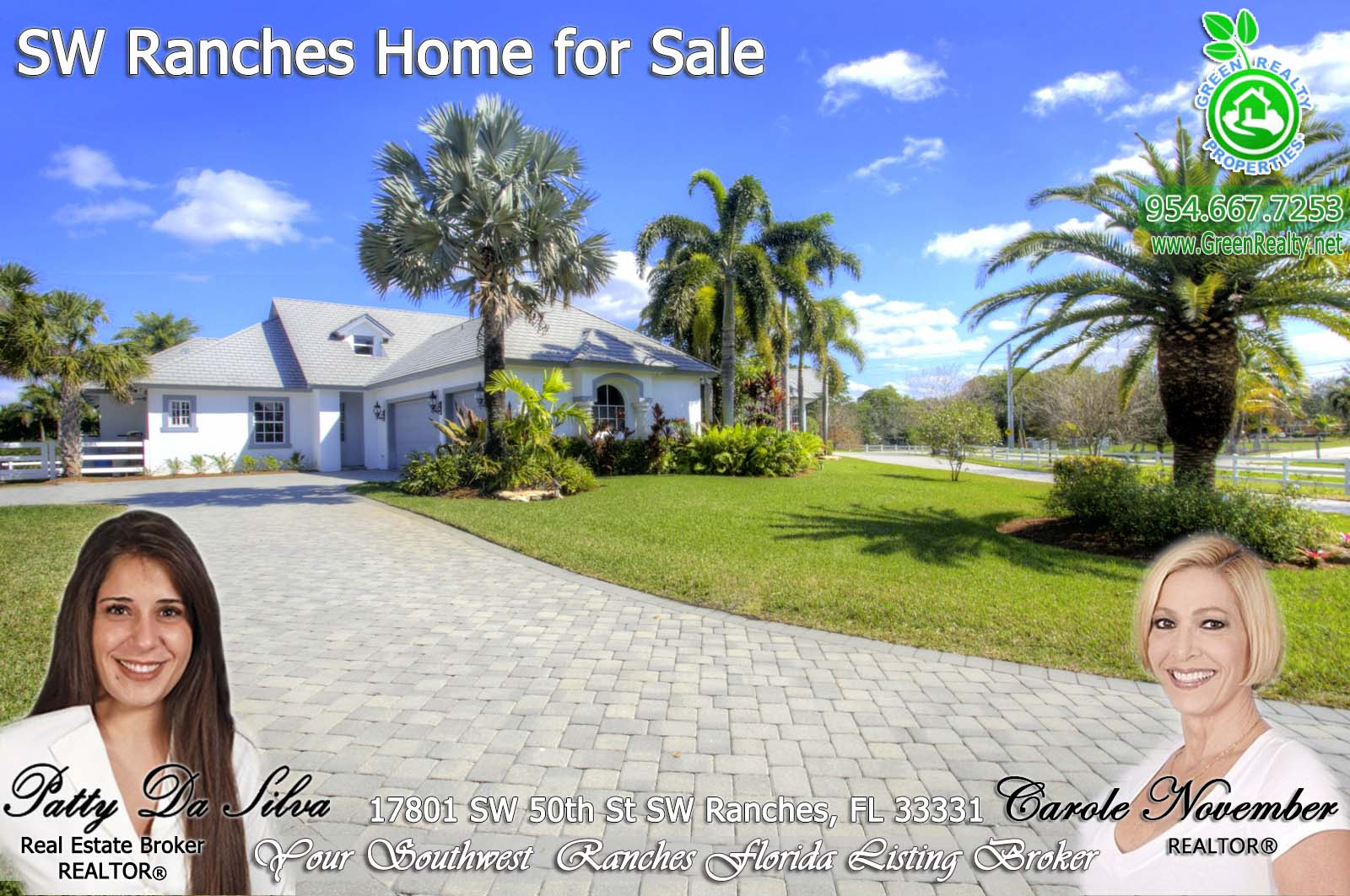 6 Equestrian Real Estate in Southwest Ranches FL (2)