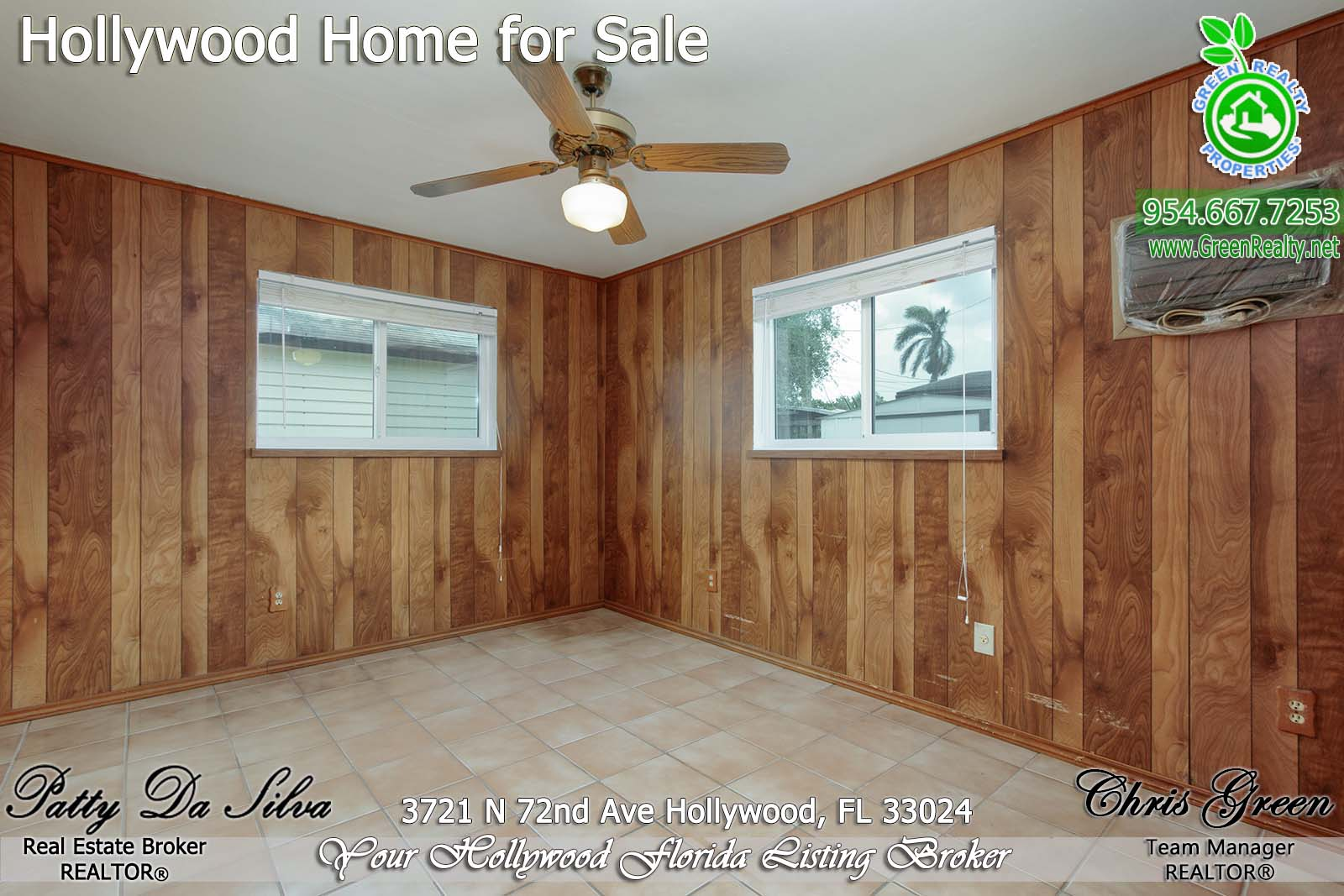 18 Hollywood Florida Real Estate Listing Patty Da Silva Green Realty properties (17)