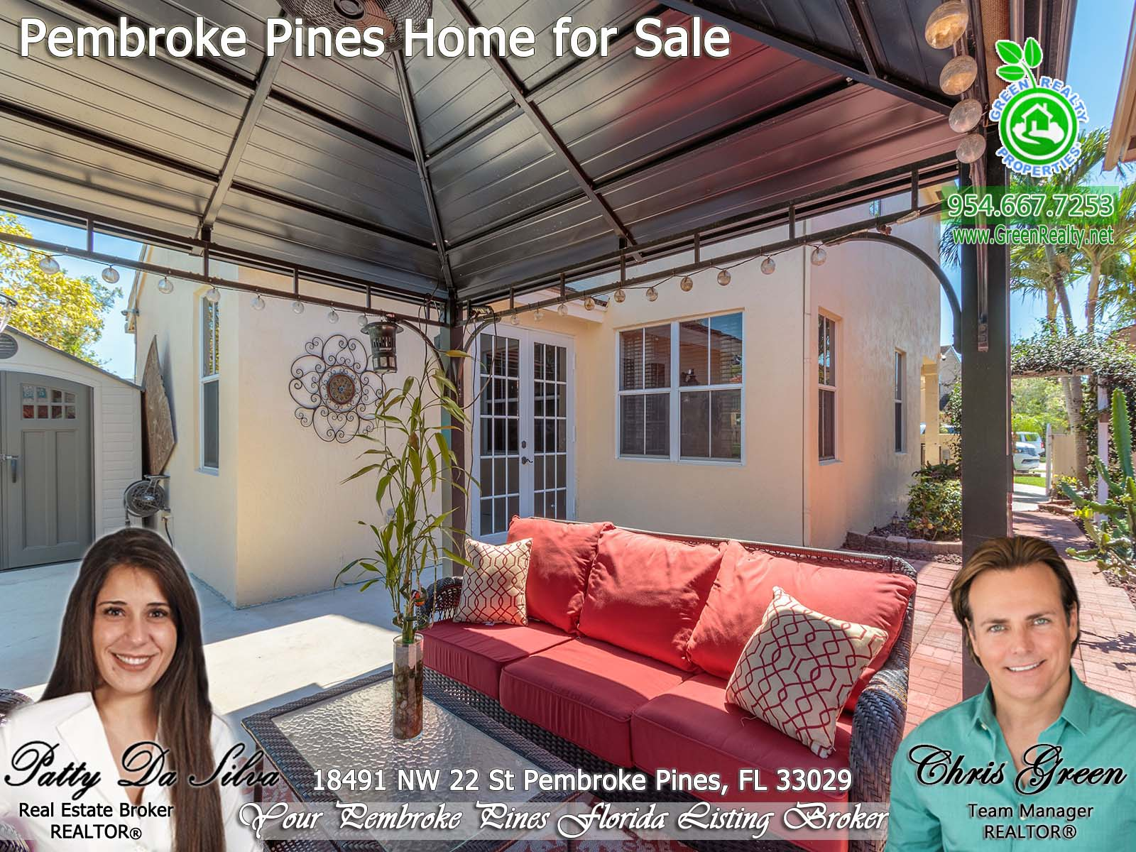 19 Pembroke Pines Home For Sale Patty Da Silva Green Realty Properties (19)