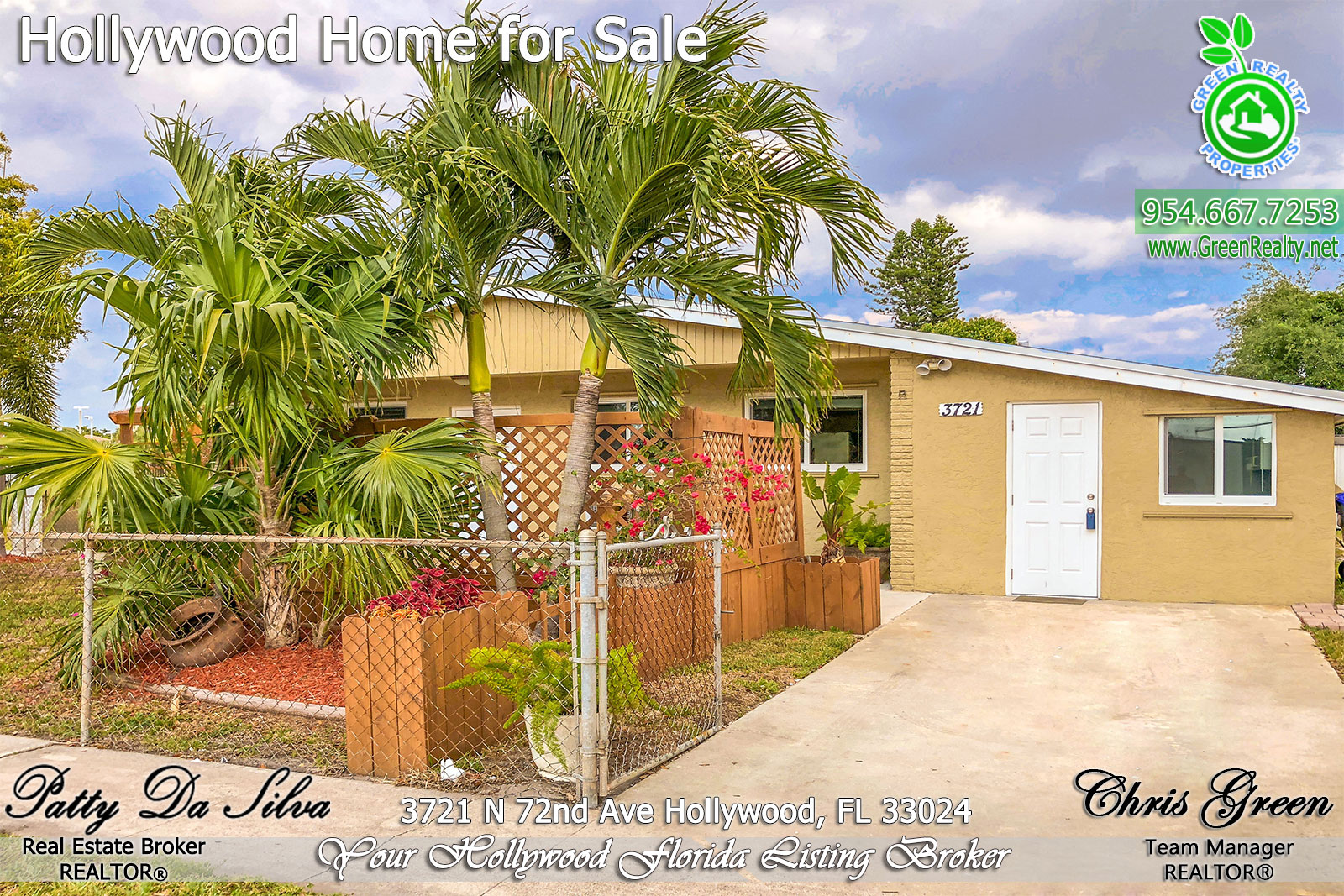 2 Hollywood-Florida-Real-Estate-Listing-Patty-Da-Silva-Green-Realty-properties-2