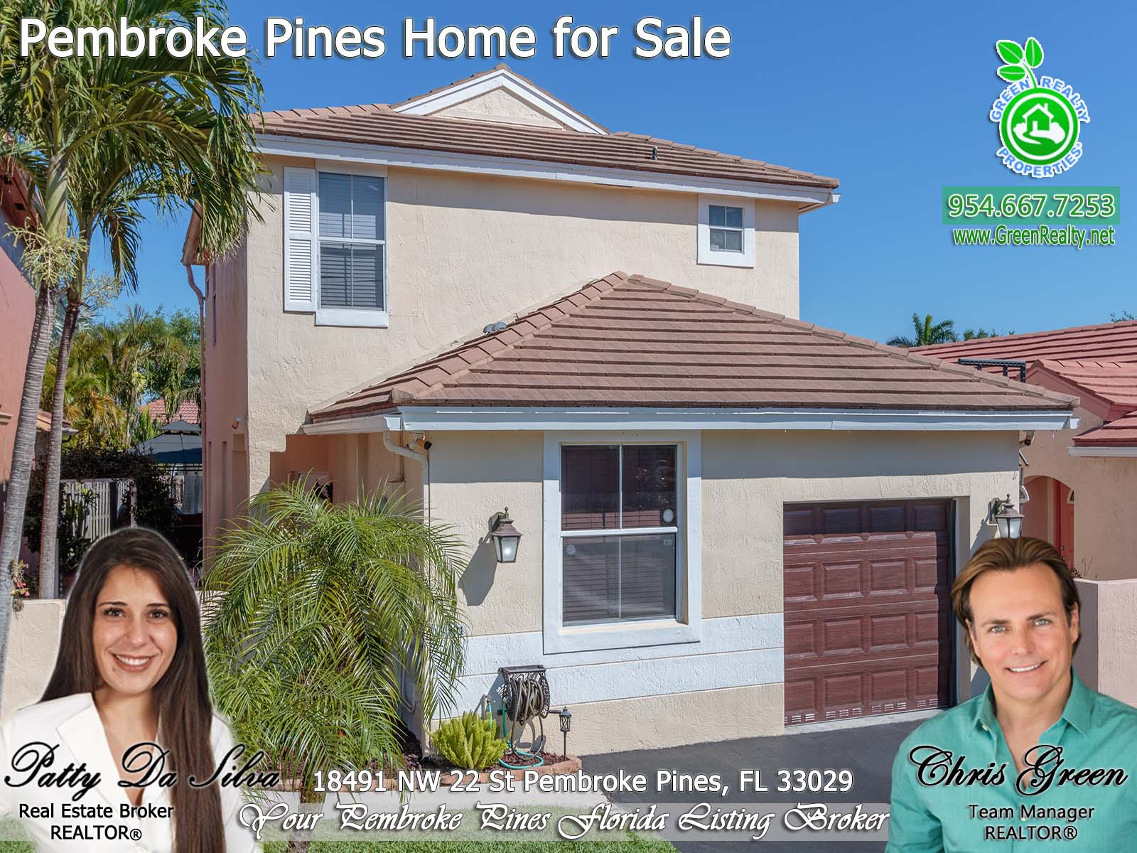 21 Pembroke Pines Home For Sale Patty Da Silva Green Realty Properties (3)