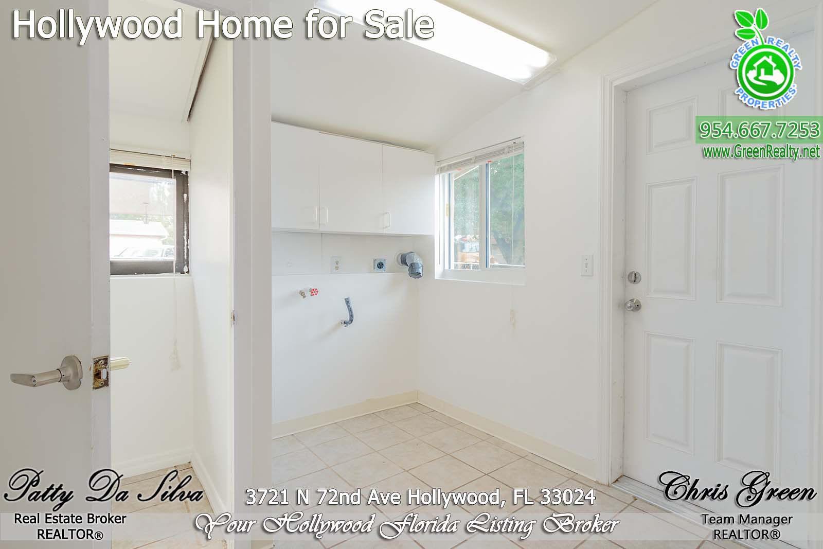 22 Hollywood Florida Real Estate Listing Patty Da Silva Green Realty properties (20)