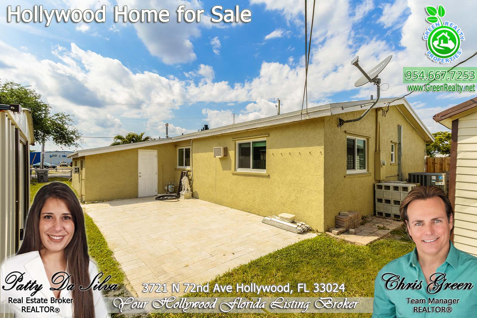 23 Hollywood Florida Real Estate Listing Patty Da Silva Green Realty properties (5)