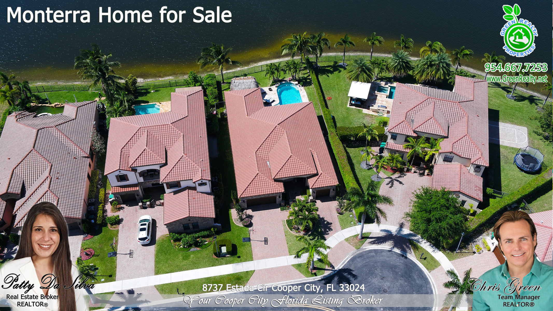 32 LakeView homes in Cooper City
