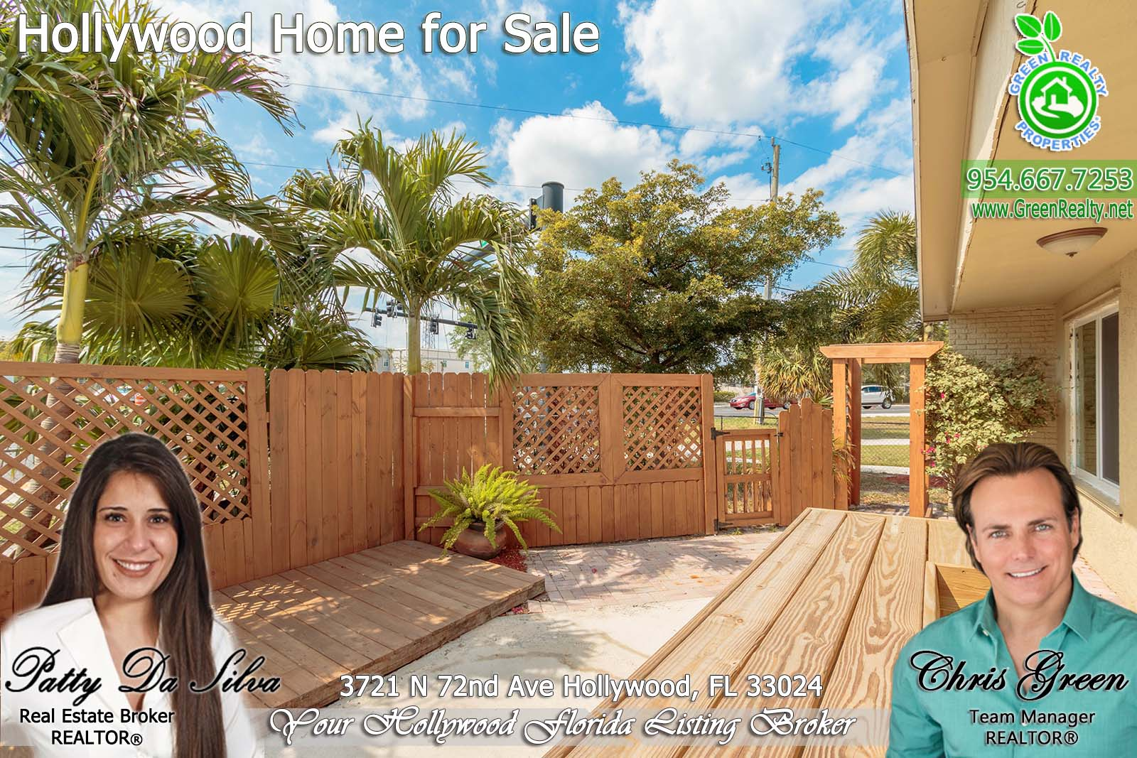 4 Hollywood Florida Real Estate Listing Patty Da Silva Green Realty properties (2)