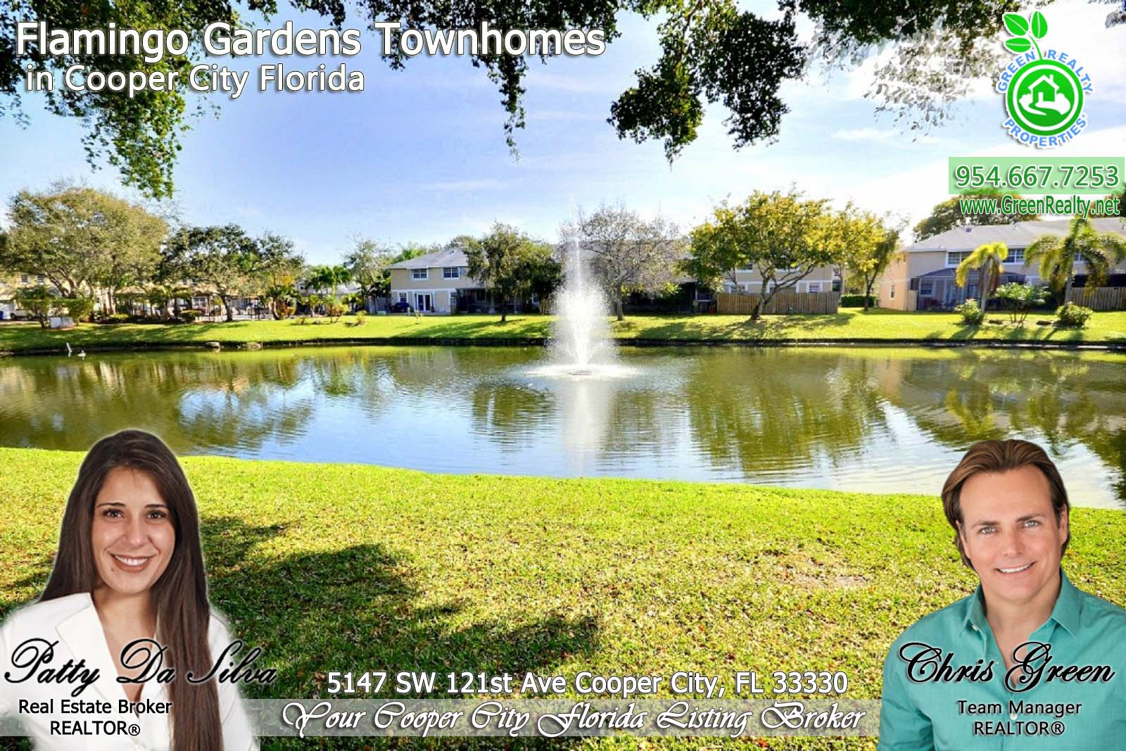 42 Flamingo Townhomes Cooper City Florida Patty Da Silva REALTOR (2)