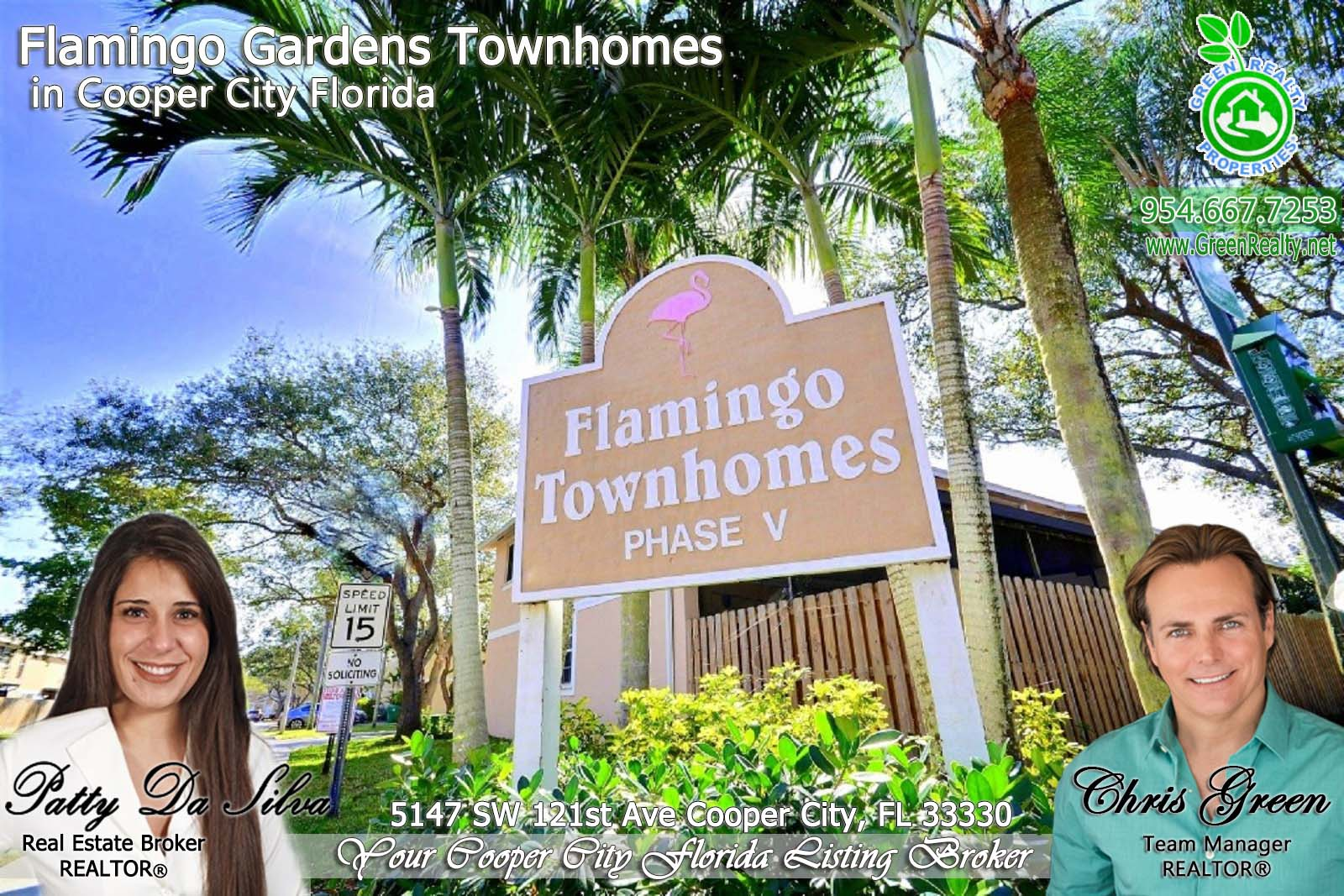 43 Flamingo Townhomes Cooper City Florida Patty Da Silva REALTOR (1)