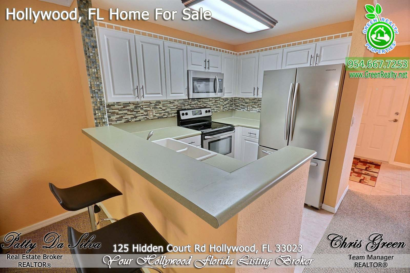 5 Hollywood Florida Homes For Sale (2)