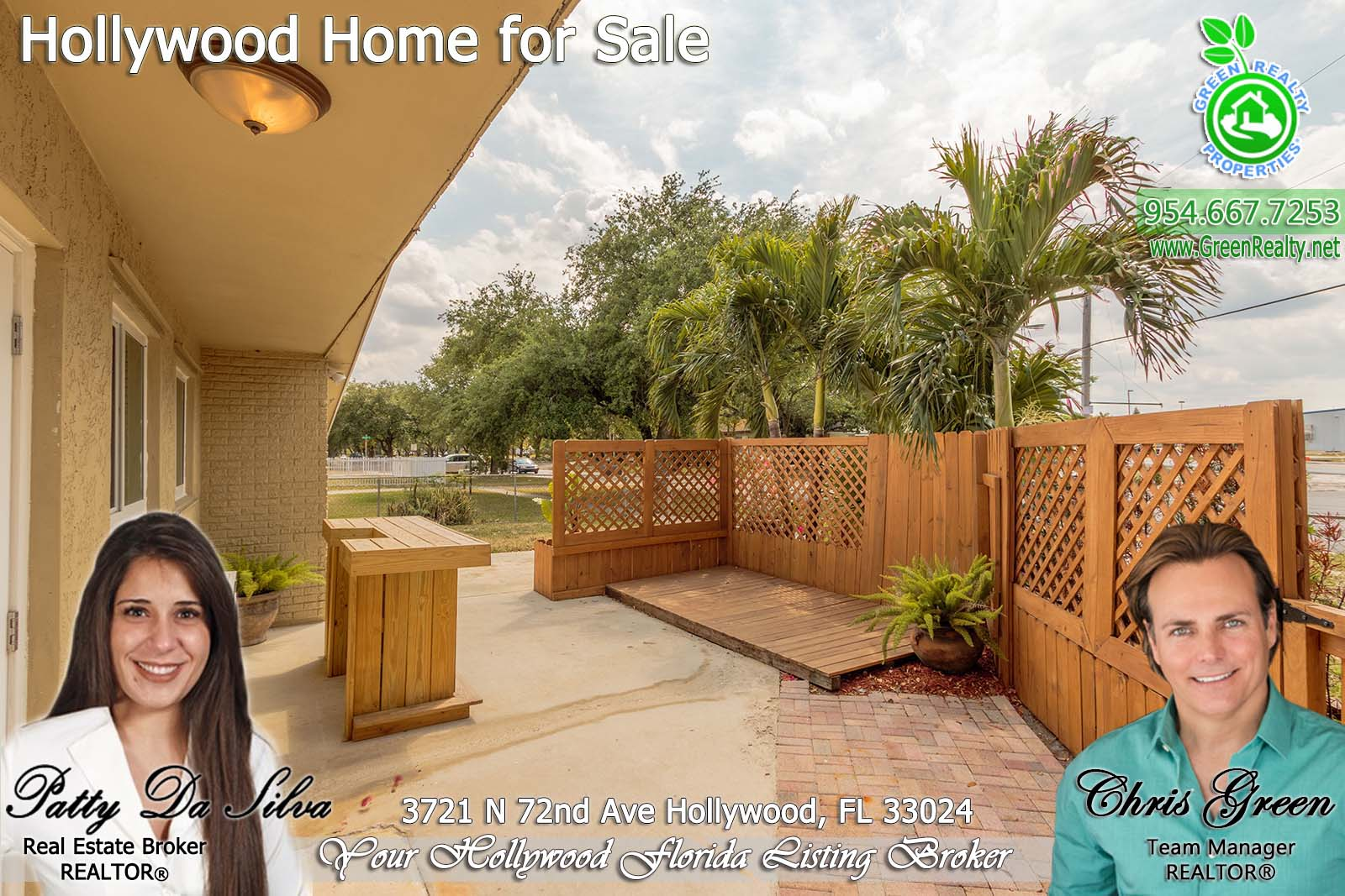 5 Hollywood Florida Real Estate Listing Patty Da Silva Green Realty properties (3)