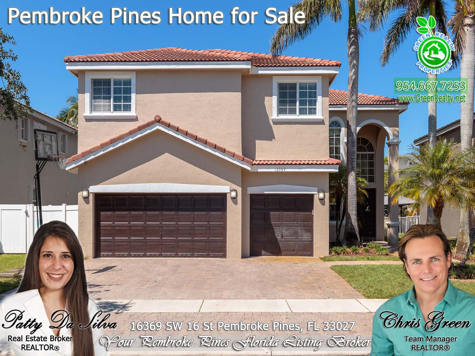 2 Pembroke Pines Realtor Broker Patty Da Silva south florida listing (3)