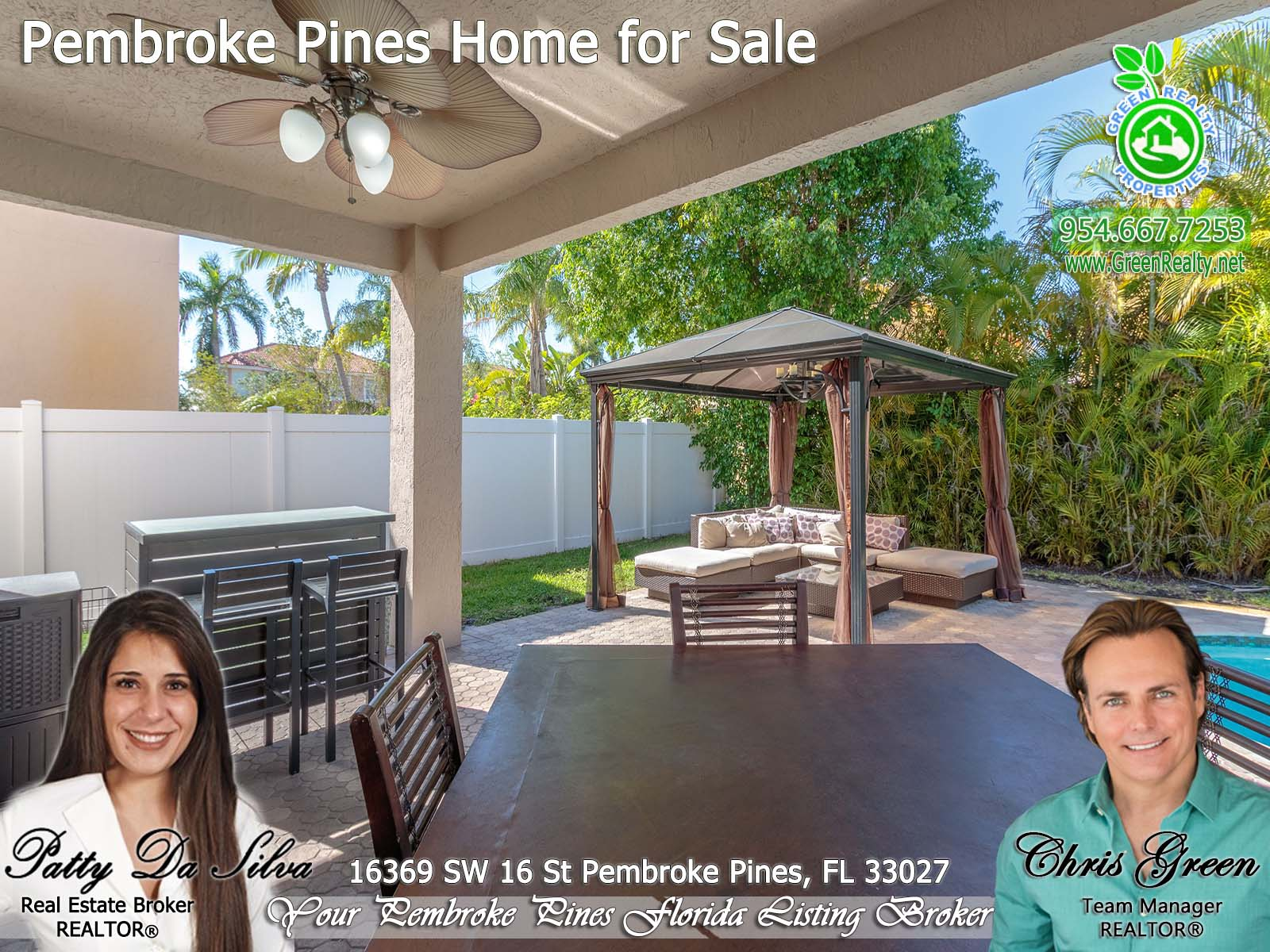 21 Pembroke Pines Realtor Broker Patty Da Silva south florida listing (24)