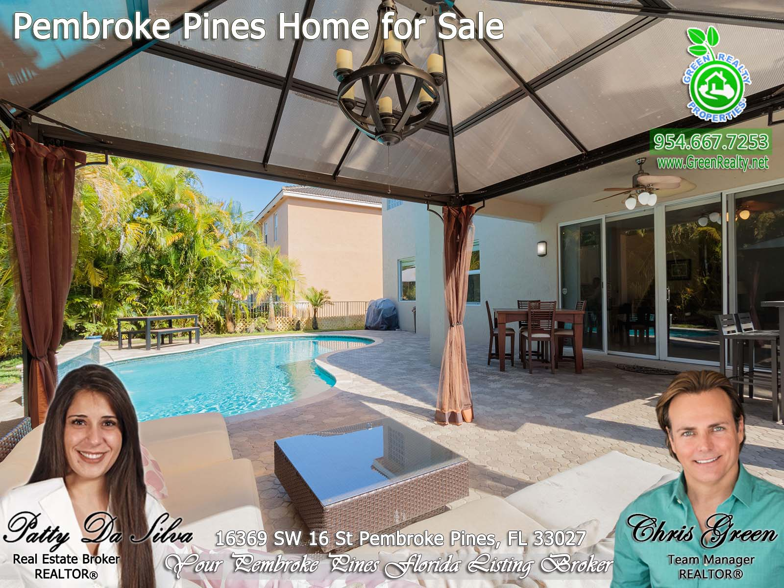 22 Pembroke Pines Realtor Broker Patty Da Silva south florida listing (22)