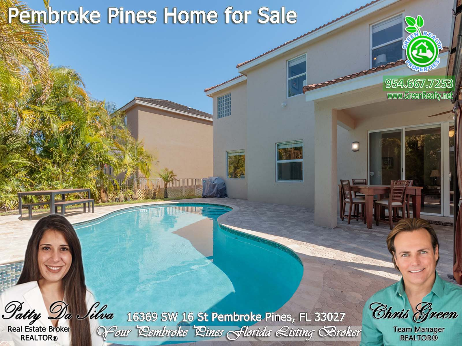23 Pembroke Pines Realtor Broker Patty Da Silva south florida listing (23)