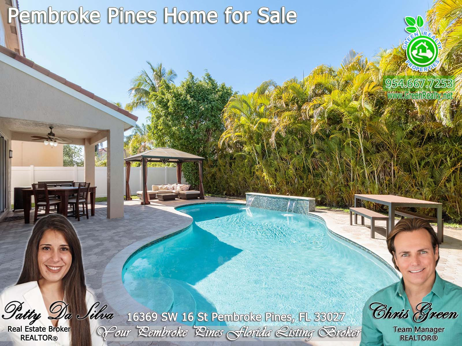 24 Pembroke Pines Realtor Broker Patty Da Silva south florida listing (25)