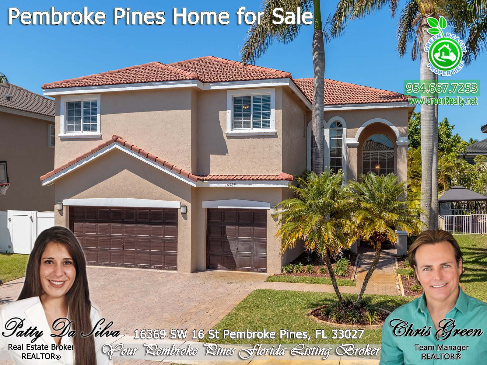 25 Pembroke Pines Realtor Broker Patty Da Silva south florida listing (2)
