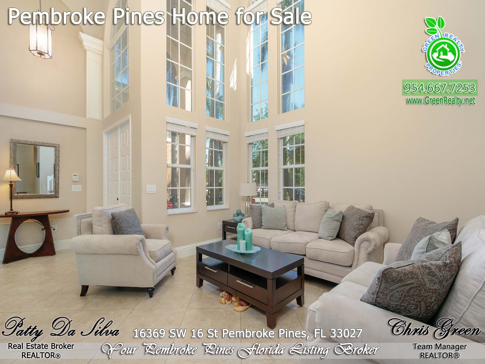 3 Pembroke Pines Realtor Broker Patty Da Silva south florida listing (5)