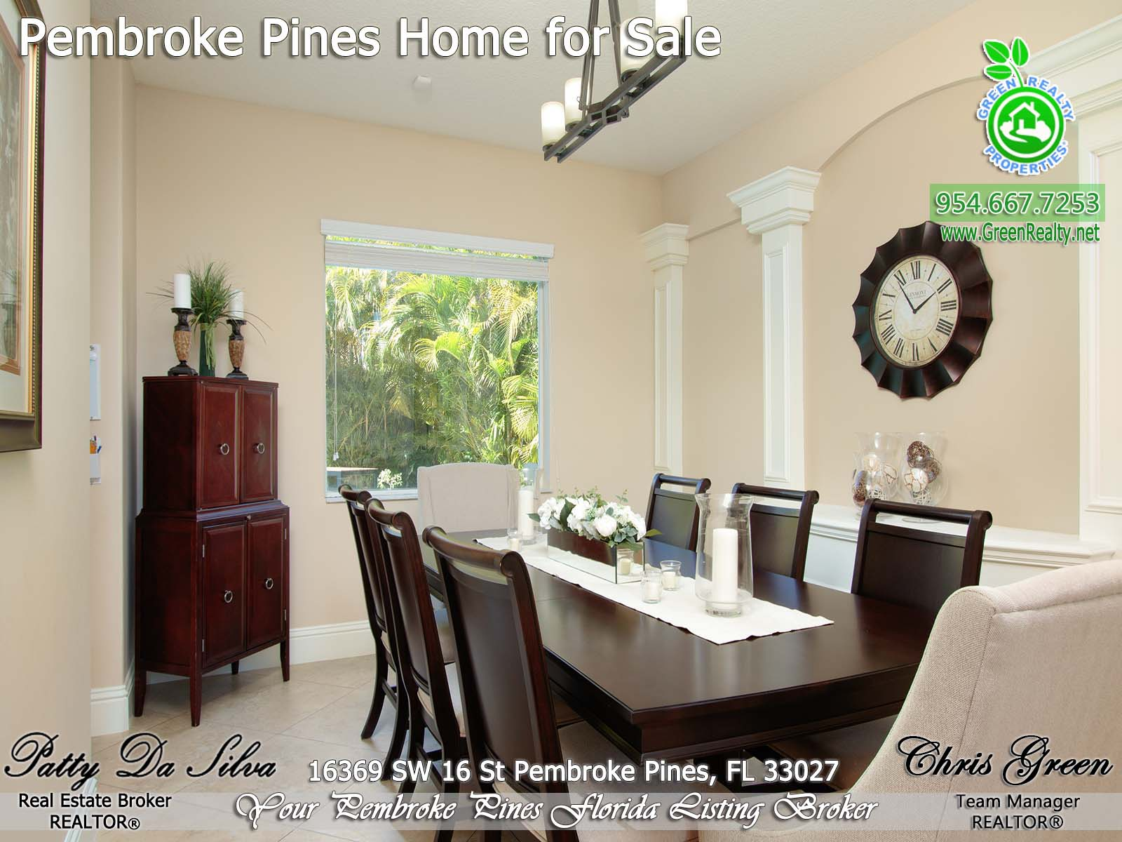 4 Pembroke Pines Realtor Broker Patty Da Silva south florida listing (6)