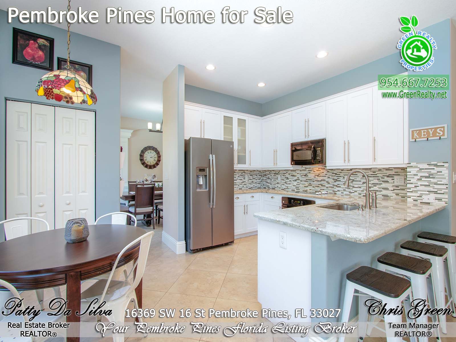 5 Pembroke Pines Realtor Broker Patty Da Silva south florida listing (7)