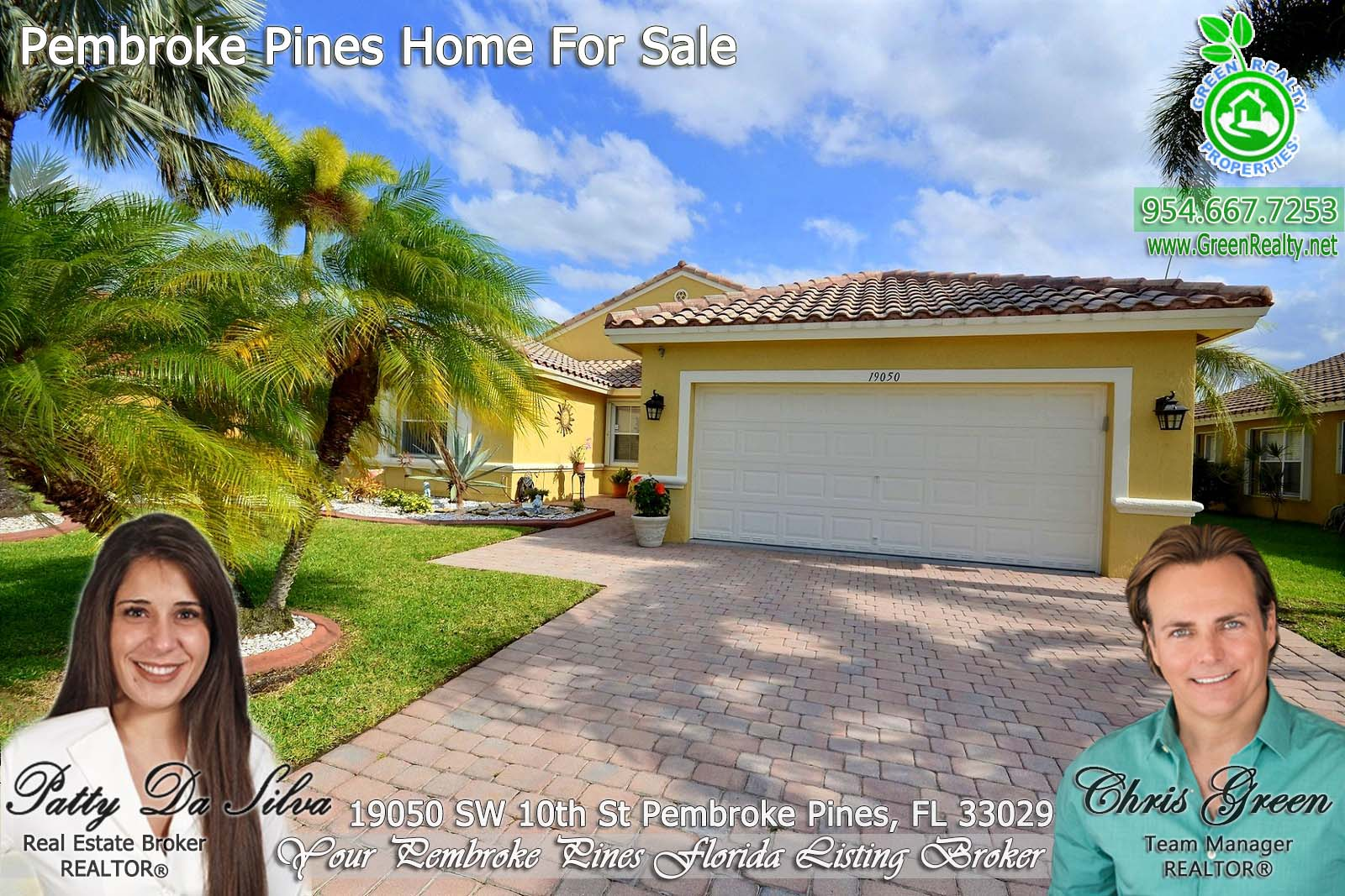 2 Encantada Homes For Sale on Pembroke Pines (1)