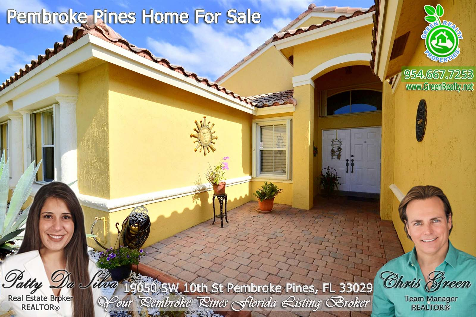 3 Homes For Sale in Encantada Pembroke Pines (5)