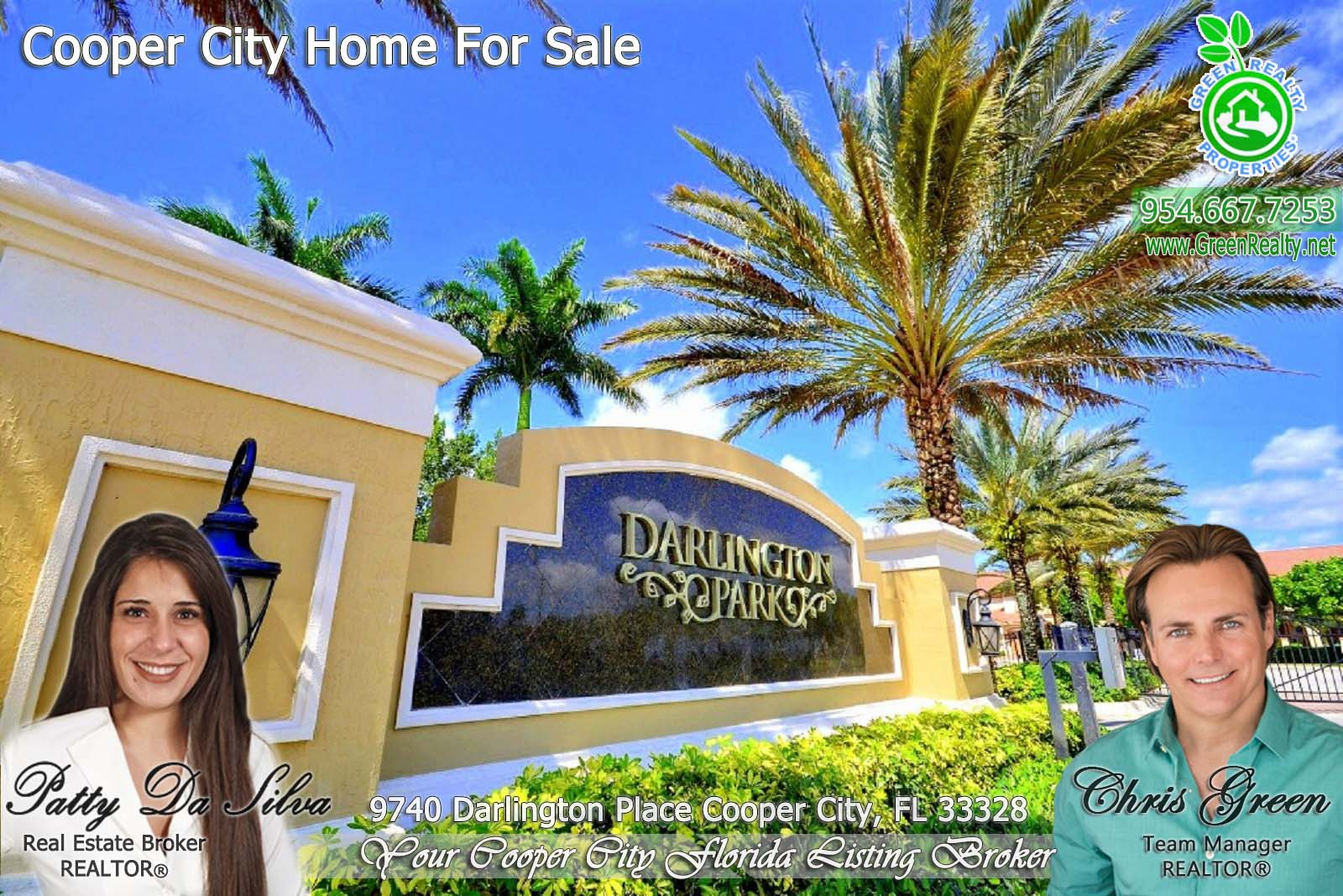 31 Darlington Park - Cooper City Florida Patty Da Silva REALTOR (1)
