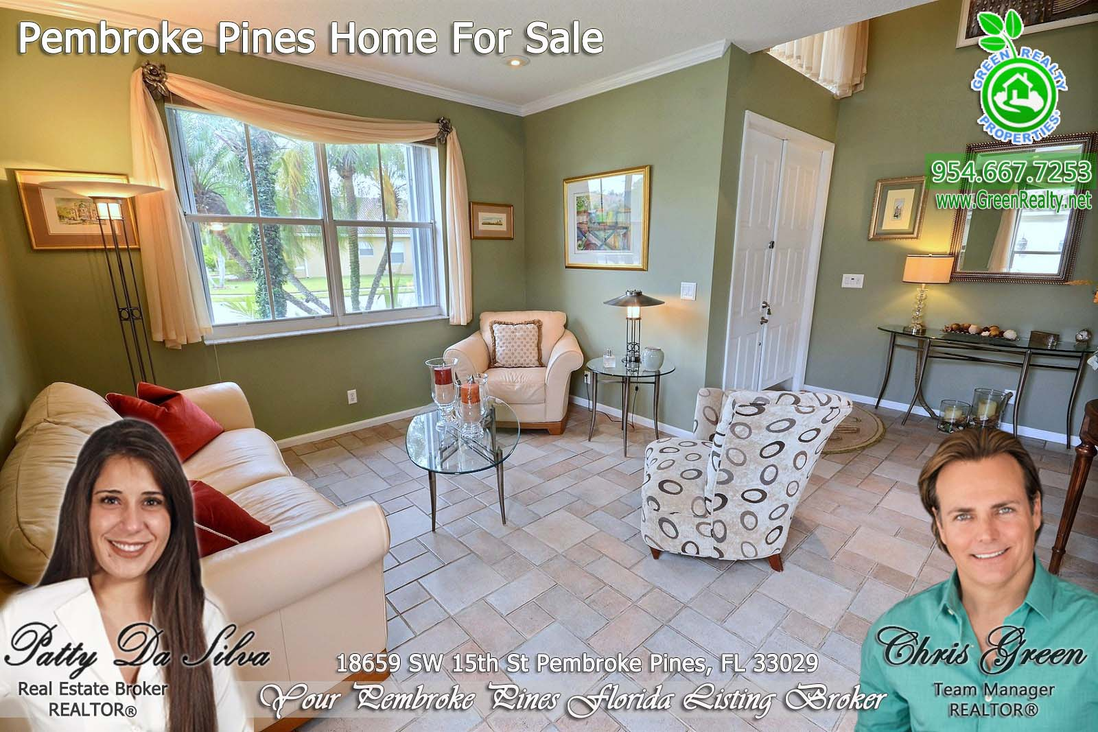 10 Pembroke Pines Florida Real Estate (1)